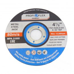 SHIELD to the METAL 115x1 mm PROFI FLEX