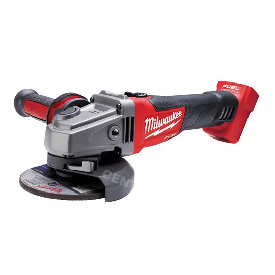 MILWAUKEE SZLIFIERKA KĄTOWA 125mm 18V M18CAG125X