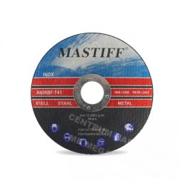 MF-125-1,6 TARCZA DO METALU 125x1,6MM MASTIFF